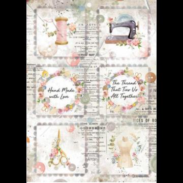 Romantika mini kártyák DFSA4568