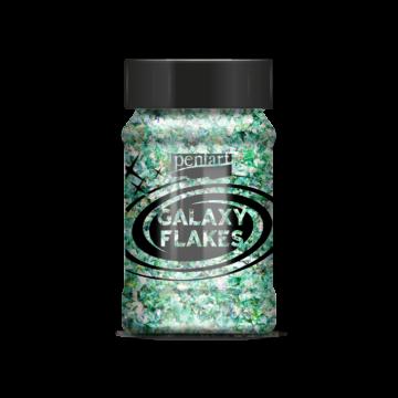 Galaxy Flakes - Föld zöld