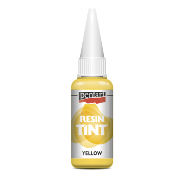 Gyantaszínező tinta-sárga