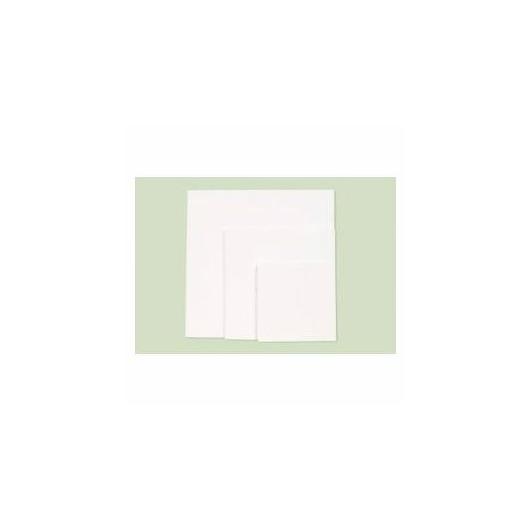 Keskeny keretű feszített vászon - 10x10 cm