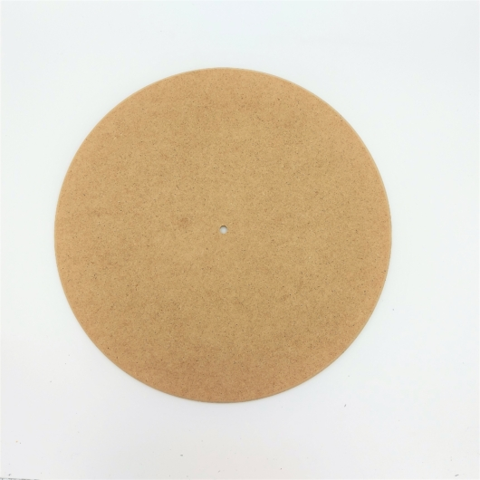 Mdf óralap (5mm) 35 cm