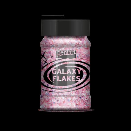 Galaxy Flakes - Eris pink
